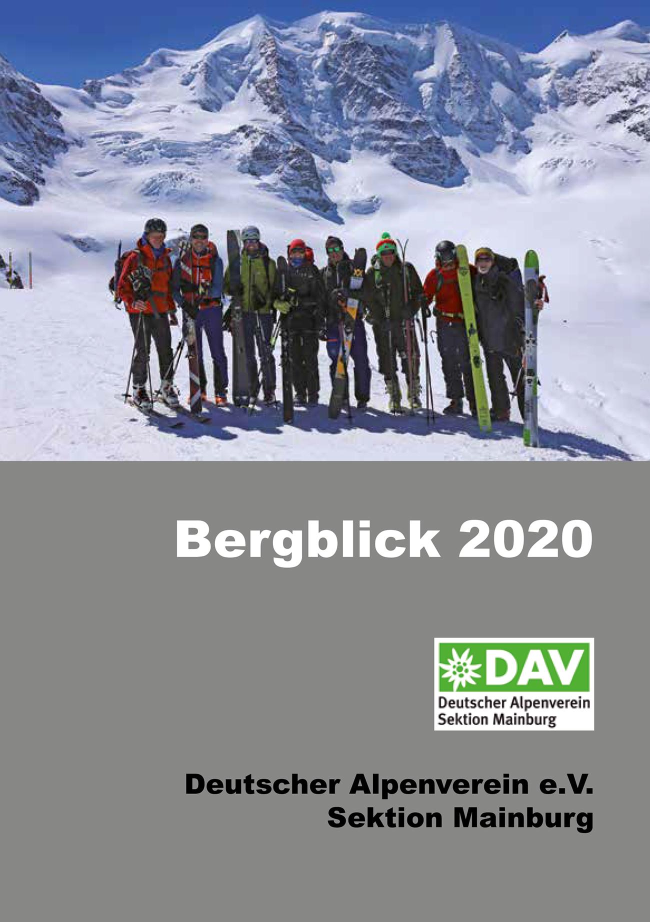 Bergblick 2020